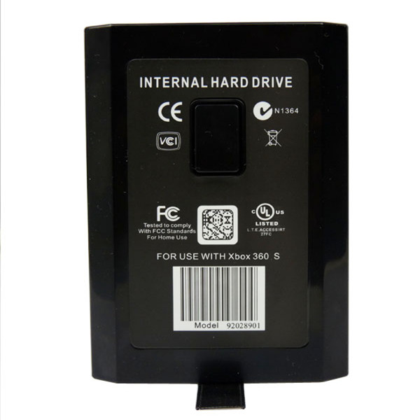 BrainyDeal HDD Hard Disk Drive 250G Specialize For Microsoft Xbox 360 Slim at Sears.com